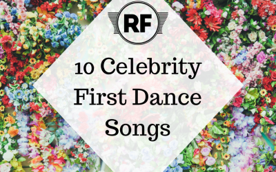 10 Celebrity First Dance Songs | Rockafellas